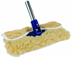 Camco Multi-Purpose Wash Head W/Wool Pad