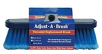 Adjust A Brush PROD394 Medium RV Wash Brush Head Attachment