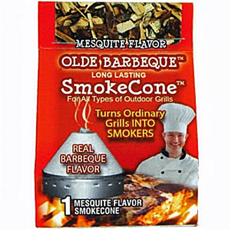 Rutland Smoke Cone for RV Grill - Mesquite