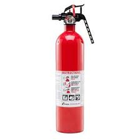 Logistics Kidde RV Fire Extinguisher - 1A:10B:C
