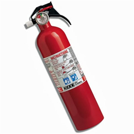 Logistics Kidde RV Fire Extinguisher - 10B:C