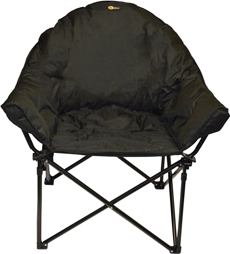 Faulkner Big Dog Bucket Chair - Black