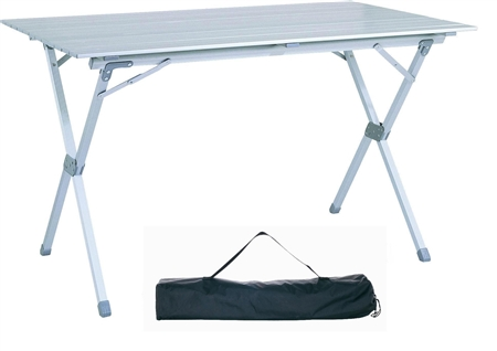 Ming's Mark TA-8114 RV Aluminium Roll-Top Table