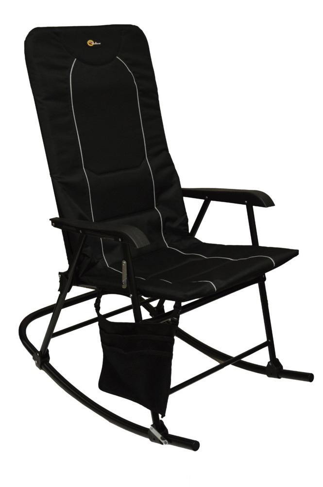 sc 1 st  RVupgradestore & Faulkner 49597 Dakota Folding Rocking Chair - Black