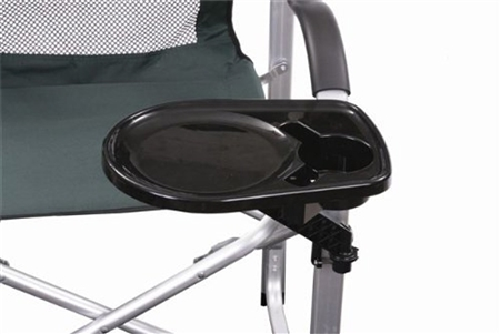 Faulkner Serving Tray for Directors Chair - Black