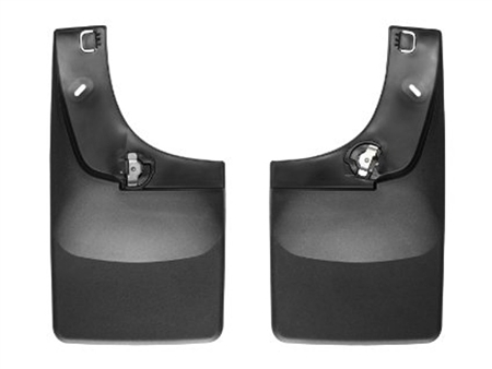 WeatherTech Mud Flap Front - 2004 to 2009 Ford F 150 Super/Reg./Crew Cab