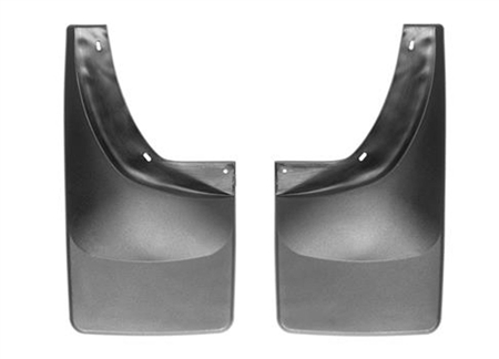 Mud Flap Rear - 2006 to 2009 Dodge Ram w/o Flares