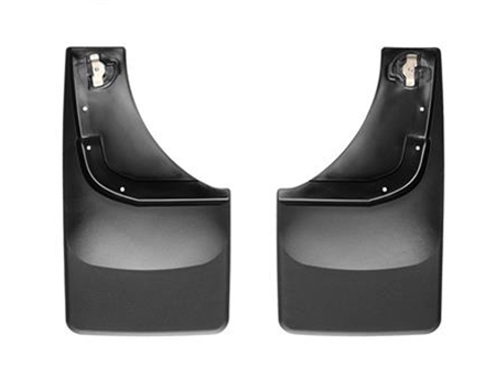 WeatherTech Mud Flap Rear - 2009 to 2015 Dodge Ram