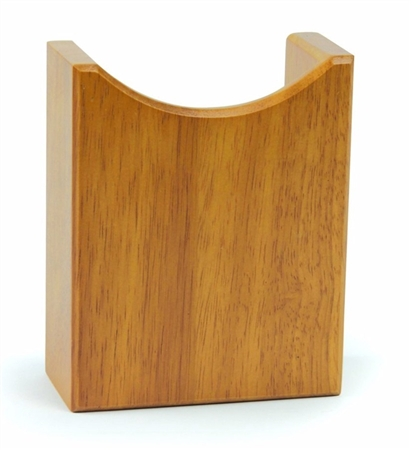 Camco Remote Control Holder - Oak