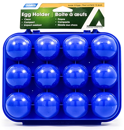 Camco 51015 Egg Carrier - 12 Egg