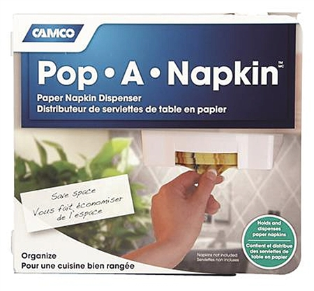 Camco Pop-A-Napkin Dispenser