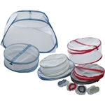 Ming's Mark Inc. FC-68101 Collapsible Food Covers - 11 Piece Set