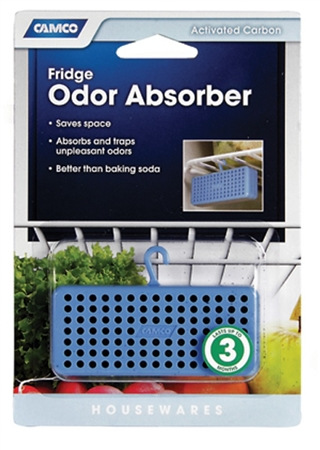 Camco 44184 Fridge Odor Absorber