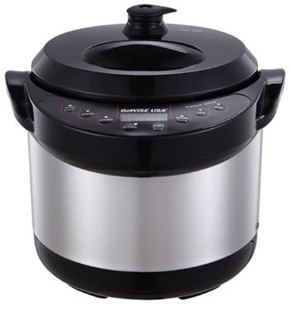 Ming's Mark GW22614 3-Quart Electric Pressure Cooker