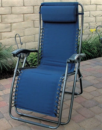 Prime Products Del Mar Plus Recliner - California Blue