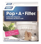 Camco 57081 Pop-A-Filter - White