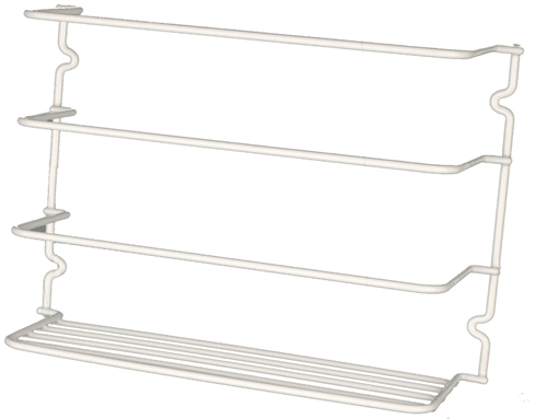 AP Products RV Wrap Rack - White
