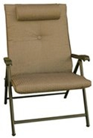 Prime Products 13-3375 Folding Chair - Mojave Desert Taupe