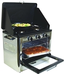 Camp Chef COVEN Deluxe 2 Burner Outdoor Camping Oven
