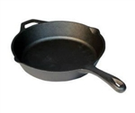Camp Chef SK10 Seasoned Cast Iron Skillet - 10""