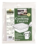 Camco 43790 2Pk Microwave Cooking Covers