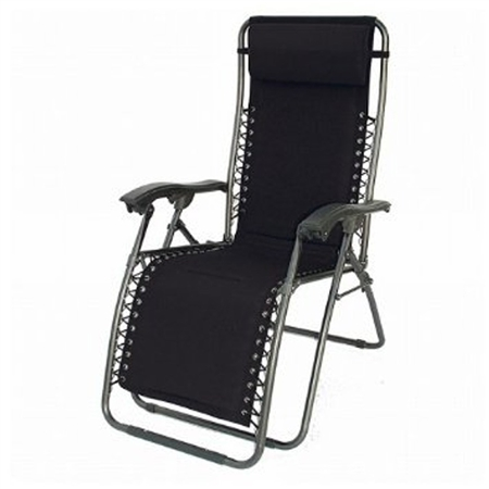 Prime Products Del Mar Recliner - Baja Black