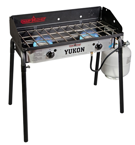 Camp Chef YK60LW Yukon Two Burner Stove