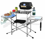 Camco Deluxe Aluminum Grilling Table