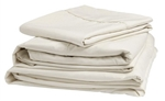 Denver Mattress Twin and 3/4 Adjustable Sheet Set - Ivory