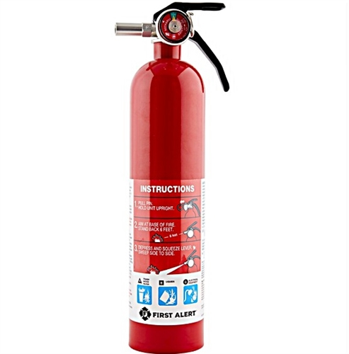 BRK Electron First Alert RV Fire Extinguisher - 10-B:C