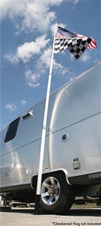 Camco 20' Telescoping Flagpole