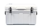 Camco 51870 Caribou Cooler 55 Liter - White