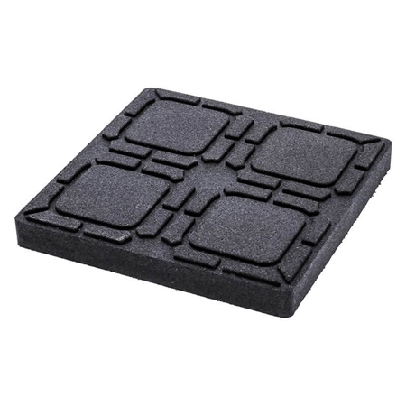 "Camco 44600 Universal Flex Pads for Leveling Blocks - 8.5"" x 8.5"" - 2 Pack"