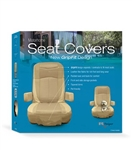 GripFit RV Seat Cover - Single