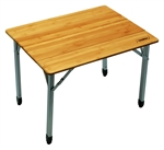 51895 Folding Bamboo Table