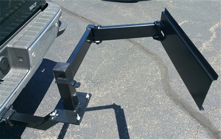 Outdoors Unlimited 12450 Hitch Grill Mount Arm Assembly