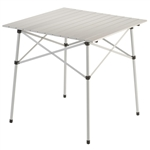 Coleman 2000020279 Compact Camping Table - Silver