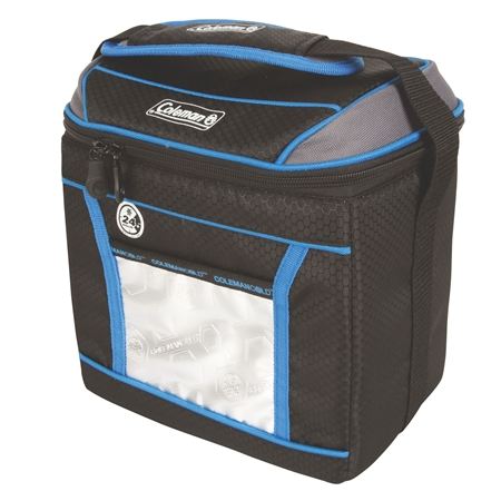 Coleman 2000025480 24-Hour 30-Can Cooler - Blue