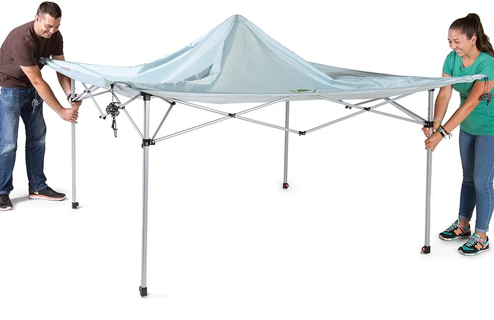 sc 1 st  RVupgrades & Coleman 2000029928 Instant Camping Sun Shelter - 10u0027 x 10u0027