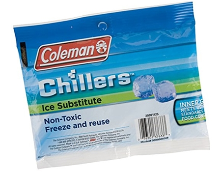 Coleman 3000003560 Chillers Ice Substitute Pouch - Large