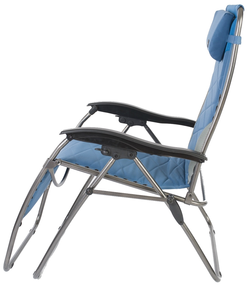 Surprising Faulkner 52296 Catalina Style Blue Rv Recliner Chair Gmtry Best Dining Table And Chair Ideas Images Gmtryco