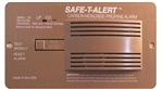 Safe-T-Alert 70-742-P-BR Dual CO/LP RV Gas Alarm - Brown