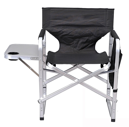Ming's Mark SL1204BLACK Director's Chair - Black