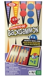 Poof Slinky 8-32507TL Magnetic Go Backgammon