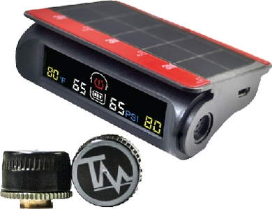 Minder Research Inc TPMS-TRL-2 Tire Monitor Solar Powered W//2