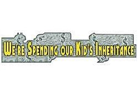Illusion Inc. Kids Inheritance Decal