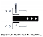 "Stromberg Carlson CL-02 Extend-A-Line 2"" Hitch Adapter"