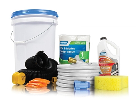 Camco RV Starter Kit - Level III