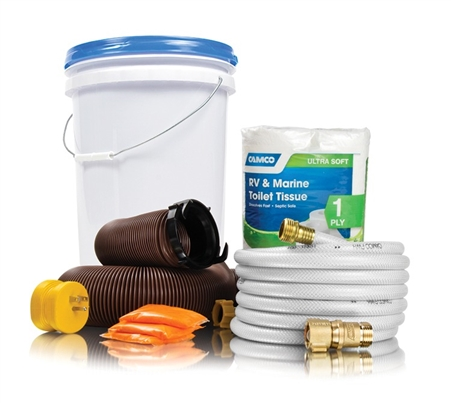 Camco RV Starter Kit - Level VII