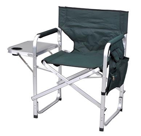 Ming's Mark SL1204-GREEN Folding Director's Chair